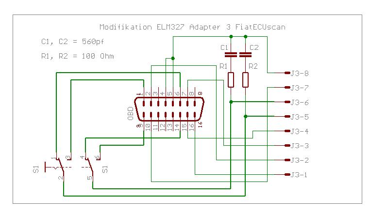 FiatECU Scan - Ich komme einfach nicht weiter - sonstiges - Elektrik ...