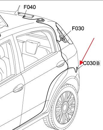 Fiat Grande Punto 199 Schaltplan