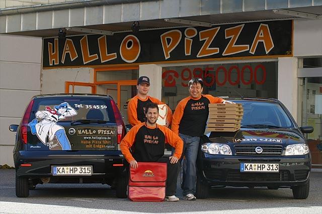 fiat punto natural power hallo pizza gibt gas fiat news grande. Black Bedroom Furniture Sets. Home Design Ideas